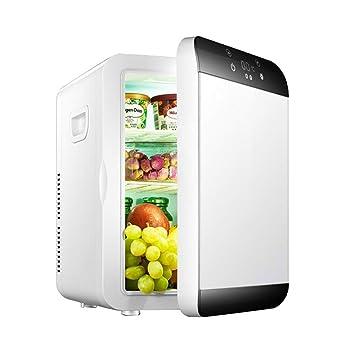 IRVING Refrigerador portátil para automóvil Mini refrigerador ...