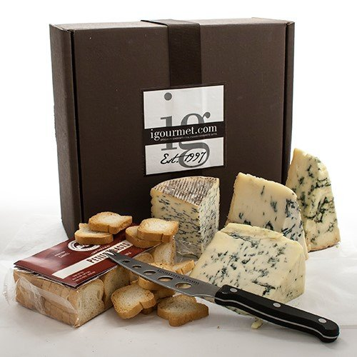 (Blue Cheese Assortment in Gift Box (32.75 ounce))