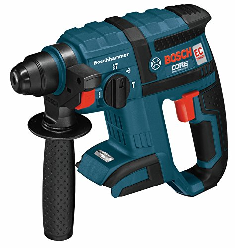 Bosch RHH181B Bare-Tool 18V Lithium-Ion Brushless with 3/4'' SDS-Plus Rotary Hammer by Bosch