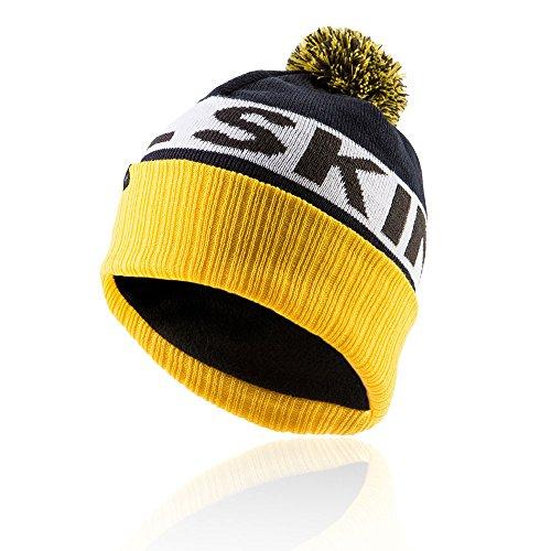 stant Bobble Hat, Large/X-Large, Navy/Yellow/Black ()