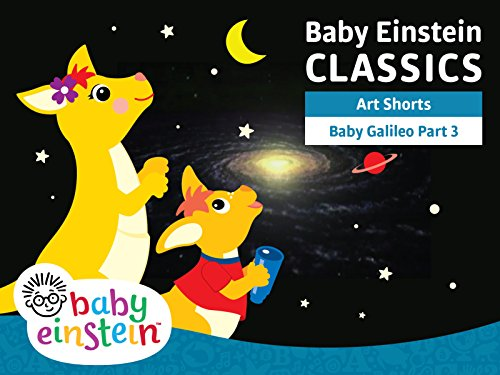 Baby Galileo - Discovering the Sky -Part 3