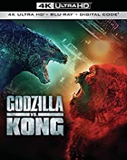 Godzilla vs. Kong (4K Ultra HD + Blu-ray + Digital)