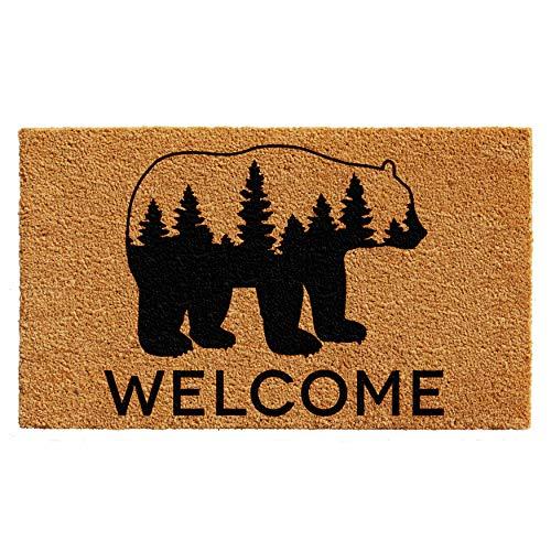 Calloway Mills 104672436 Bear Country Doormat, 24