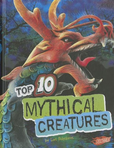 Top 10 Mythical Creatures (Top 10 Unexplained)