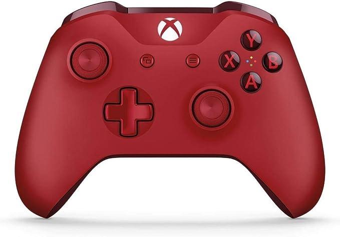 Manette sans fil pour Xbox One Rouge