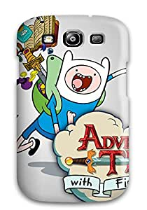 Robin Boldizar's Shop Lovers Gifts Protective Tpu Case With Fashion Design For Galaxy S3 (adventure Time) 2809601K40999062