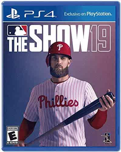 MLB The Show 19 Playstation 4 ps4, Brand New+Free Skincare Gift