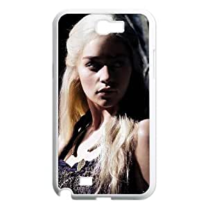 Samsung Galaxy N2 7100 Cell Phone Case White Game of Thrones Phone cover L7763579