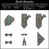 Jacob Alexander Boys' Happy Hanukkah Squares Star
