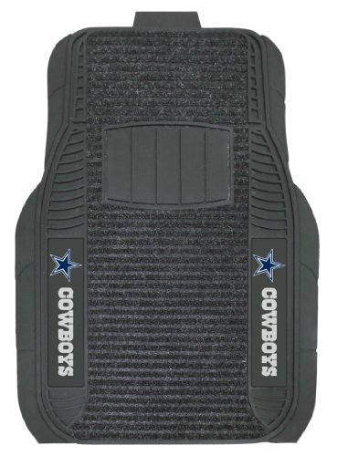 FANMATS Dallas Cowboys Deluxe Car Mat Set