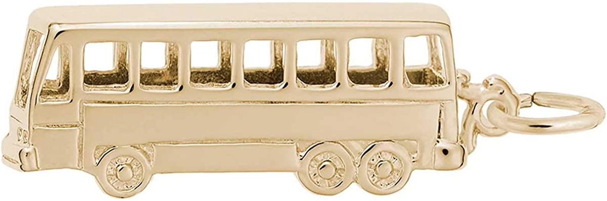 Rembrandt Charms School Bus Charm