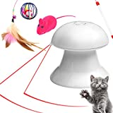 MDPQT Cat laser toy automatic electric Rotating