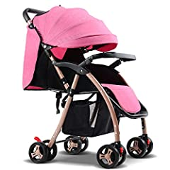 Product Description The makes life that little bit easier. Complete with its lightweight lockable swivel wheels, distinctive 3D fold and free-standing mechanism, the is a slim, compact and reliable stroller that has an elegant and fine fold. ...