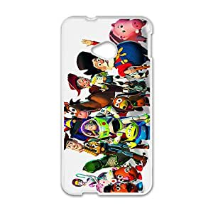 YESGG Toy stort mania Case Cover For HTC M7