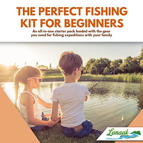 Buy real fishing pole for kids