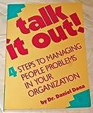 Talk It Out! 9780874251227