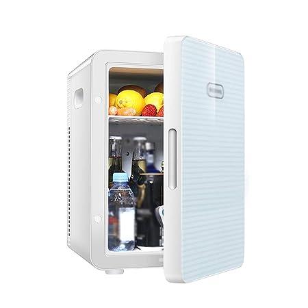 Mini Nevera 20l Dormitorio En Casa Mascarilla Cosmetica Congelador ...
