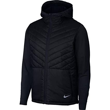 shoes for cheap great deals biggest discount Nike M NK arolyr Jacket - Man, Multicolor (Black/Black ...