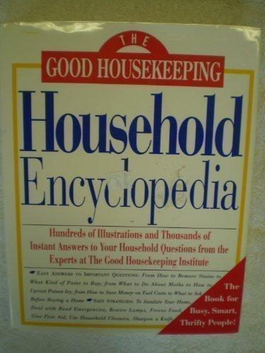 The Good Housekeeping Household Encyclopedia