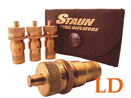 Staun Automatic Tire Deflators (Light Duty 1-10 PSI) by Staun