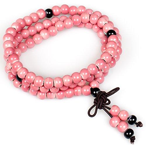 Jade Beaded Necklace - 6