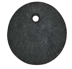 Stone-Lite WD 002m 52cm de diámetro redondo decoración de la pared Estatua–negro