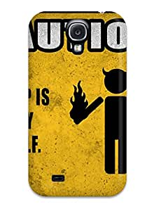 Worley Bergeron Craig's Shop Hot Premium Statement Heavy-duty Protection Case For Galaxy S4
