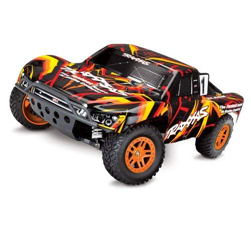 Traxxas Slash 4X4 1/10 Scale 4X4 Short Course Truck, for sale  Delivered anywhere in USA