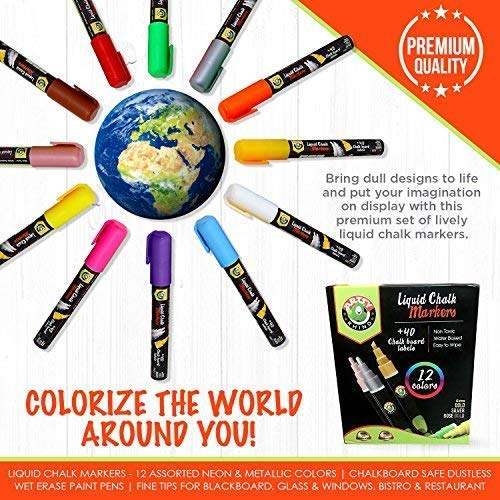 Best Markers For Black Dry Erase Board January 2020