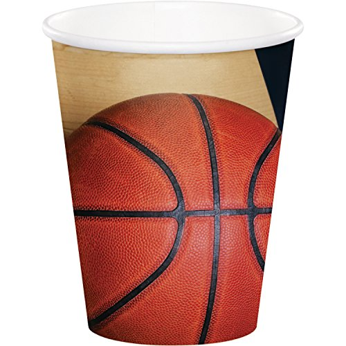 - Basketball Cups, 24 ct