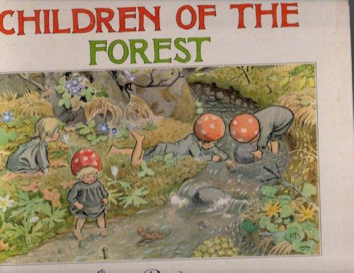 Children of the Forest Elsa Beskow