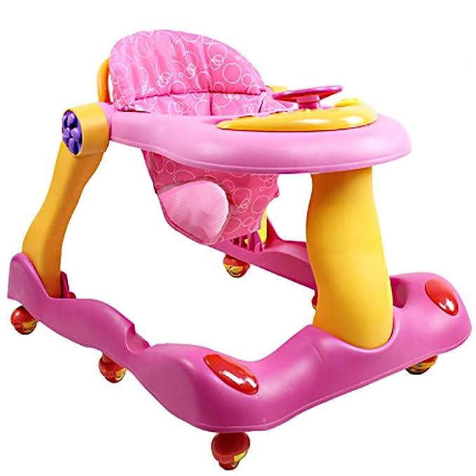 FCH123 Andador De Bebé Plegable Disco De Música Multifunción ...