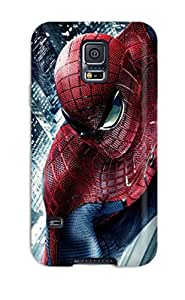 Cute Tpu The Amazing Spider-man 109 Case Cover For Galaxy S5