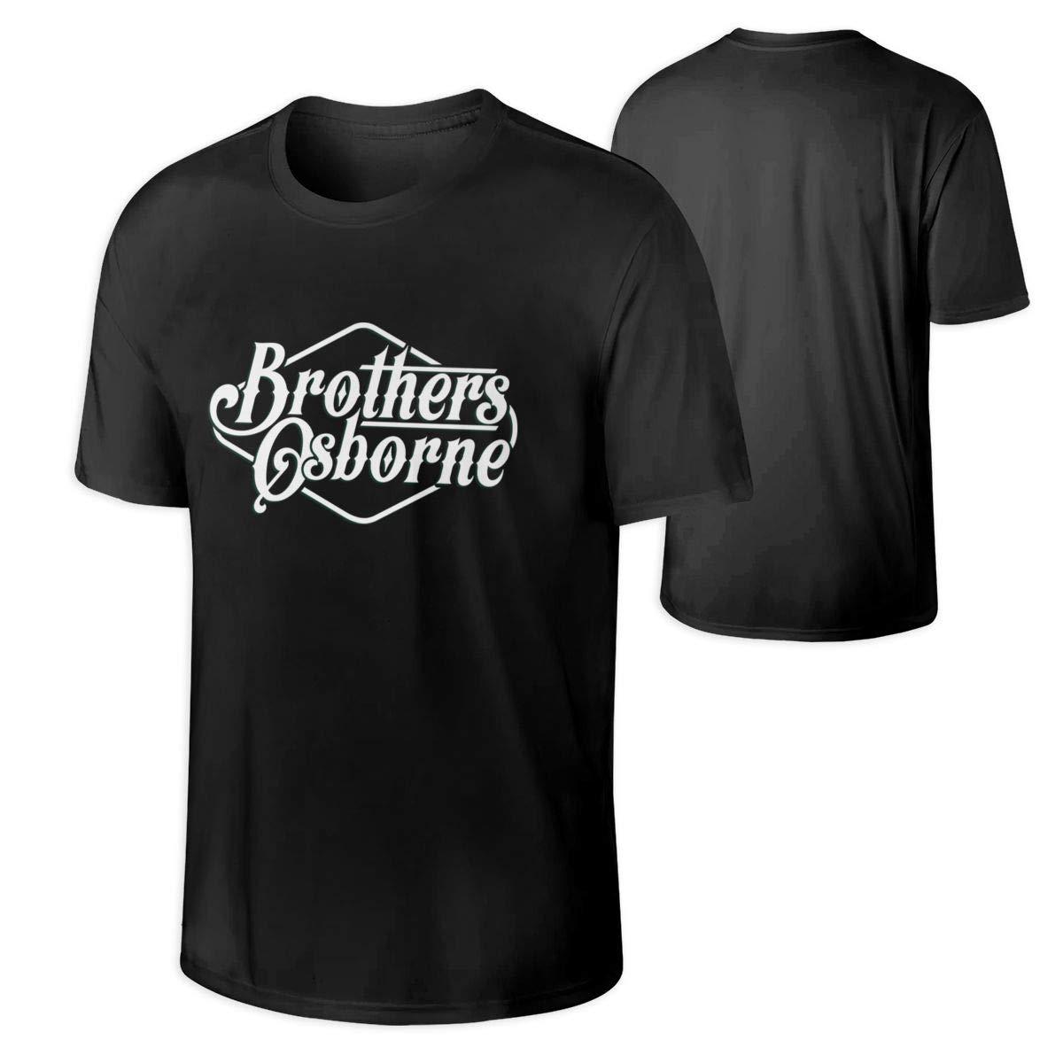 Brothers Osborne S Short Sleeves Tshirt Gift