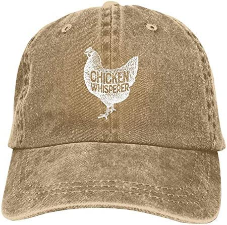 Classic Comfortable Chicken and Chick Adjustable Baseball Cap