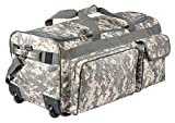 Rothco Military Expedition Wheeled Bag, 30'', ACU