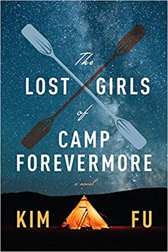 Image result for the lost girls of camp forevermore book cover