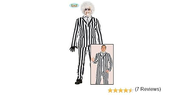 Guirca 84437 - Ghost Suit Adulto Talla M 48-50: Amazon.es ...
