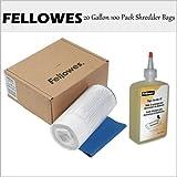 FEL36053 - Fellowes Powershred Waste Bags for 99Ms / 90S / 99Ci / HS-440 Shredder