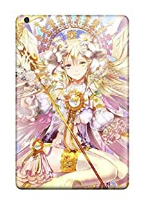 New Arrival Case Cover With BrSKWdt8450qNRpJ Design For Galaxy S4- Angels Yuu Arcadia Original Mage Staff Anime Girls