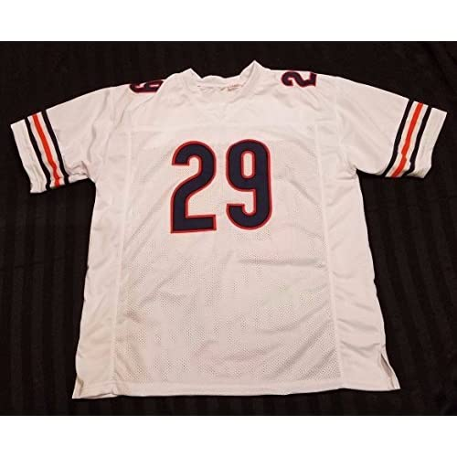 save off c1792 2068b TARIK COHEN #29 AUTOGRAPHED WHITE JERSEY (BECKETT WITNESSED ...