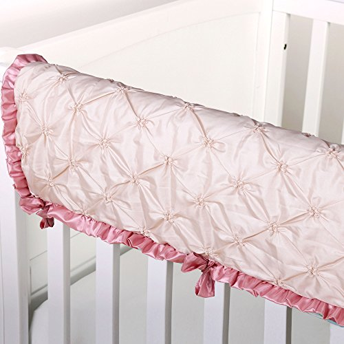 Bella Baby Crib Rail Guard by The Peanut Shell