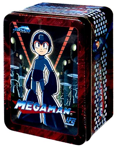 UFS Mega Man Rise of the Masters Mega Man Special Edition Collector Tin