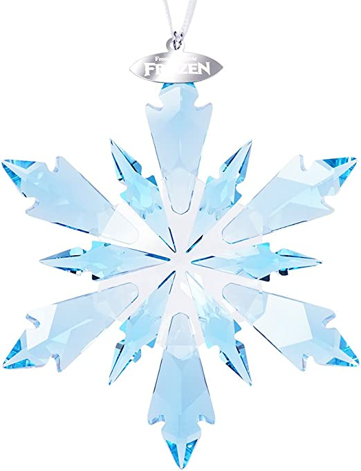Disney Decoration Frozen 2 Snowflakes Fiocco di Neve