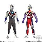Soft Vinyl Hero VS Ultraman Confrontation set Ultraman orb appeared Hen [1. Ultraman Orb (Specification Umm Ze Pelion) & Ultraman Tiga] (single)