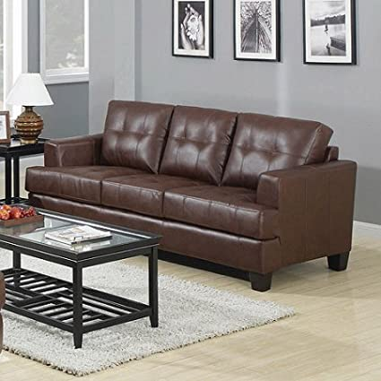 Amazon com: Sofa, Stylish and Comfortable, Plush, Deep
