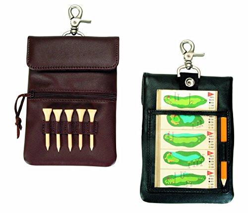 royce-leather-clip-on-golf-accessory-bag-black
