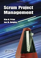 Scrum Project Management Front Cover
