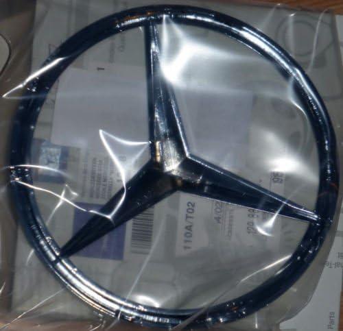 "Mercedes Benz OEM Genuine Grille Emblem Star Badge 6.5/"" Diameter R129 SL Class"