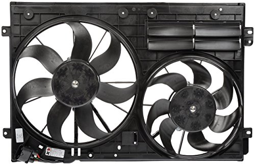 Dorman 620-805 Dual Radiator Fan (New Radiator Fan Assembly)